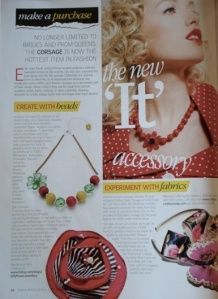 Make Jewellery magazine Issue 2