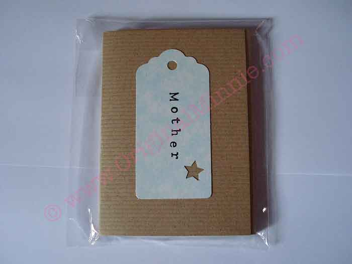 Mother recycled Notepad © Original Minnie