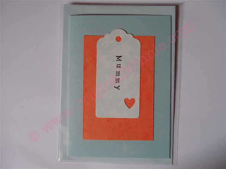 Mummy Card © Original Minnie