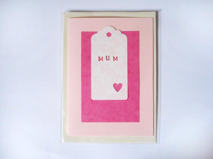 Mum Basic Range Card © Original Minnie