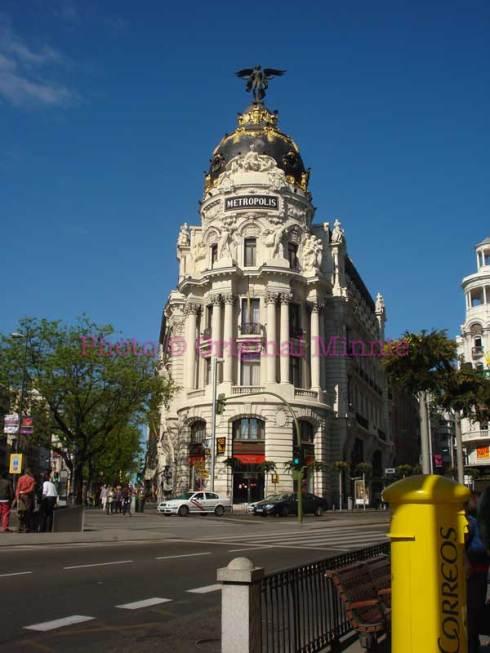 Original Minnie Madrid Gran Via
