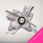 Original-Minnie-Handmade-Buttons-and-Bows-Small-Brooch-silver