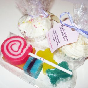 Buy Handmade for Christmas 2010 - Sweet soaps by Bits N Bobs