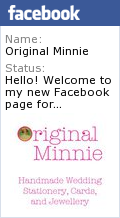 Original Minnie official Facebook link badge