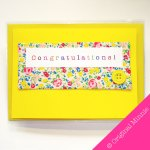 Original-Minnie-Handmade-Congratulations-card-with-fabric-and-button