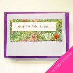 Original-Minnie-Handmade-Happy-Birthday-card-with-vintage-fabric-and-buttons