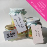 Original Minnie © Wedding and Occasion Stationery 2011 - Favour Label tags from my Sweets for my Sweets range