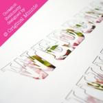 Original Minnie © Wedding and Occasion Stationery 2011 - Wedding Invitation from my Blossom Wonder range
