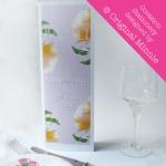 Original Minnie © Wedding and Occasion Stationery 2011 - Menu from my Luminous Roses range