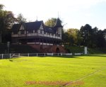 Original Minnie blog - visit to Cadbury cricket ground